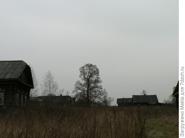 Умершая деревня