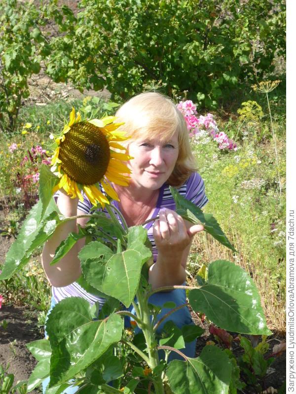 В чем же счастье садовода?