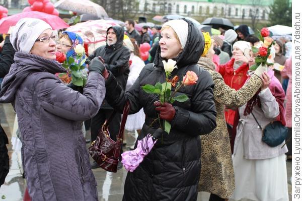 Вальс Победы в Екатеринбурге