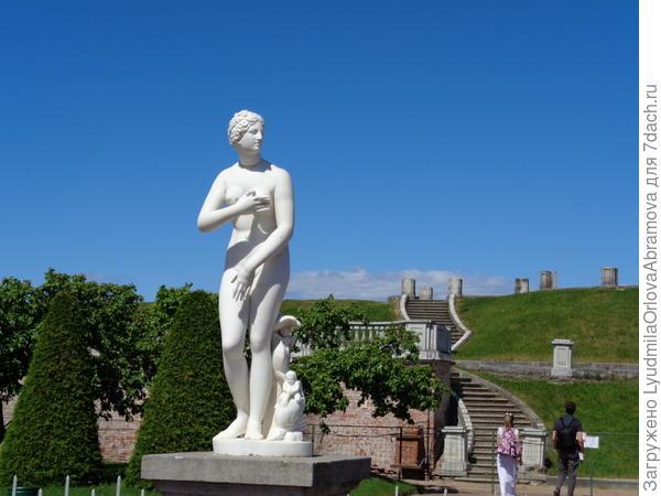 Сад Венеры. Марлинский вал