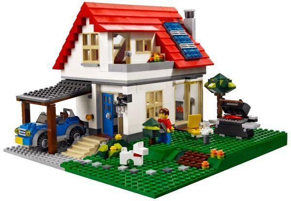 LEGO-дачка. Фото с сайта http://bilder3.eazyauction.de