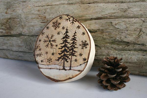 Елочка-елка, лесной аромат. Фото с сайта etsy.com