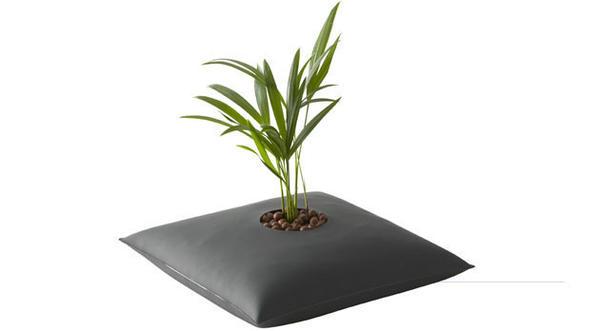 Кашпо-подушка. Фото с сайта http://designlines.bncdn.de