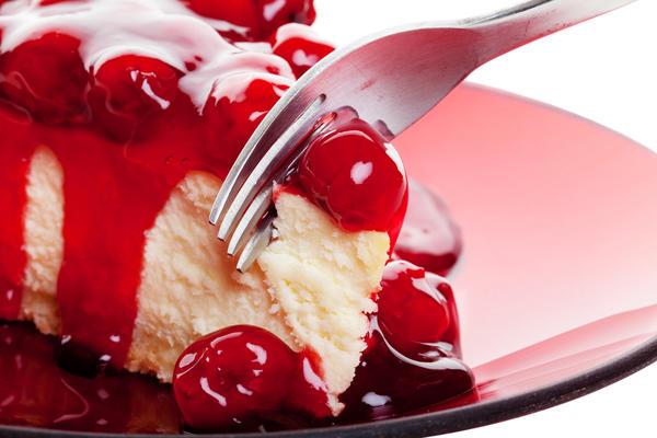 Истинные любители вишни не упустят возможности попробовать ее в новом сочетании