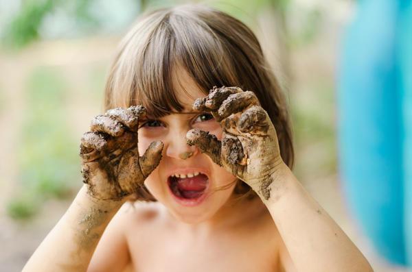 С детьми расход воды увеличивается в несколько раз