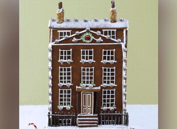 Самый дорогой в мире пряничный домик за $77910. Фото с сайта http://abcnews.go.com