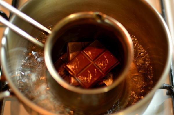 Водяная баня для шоколадки