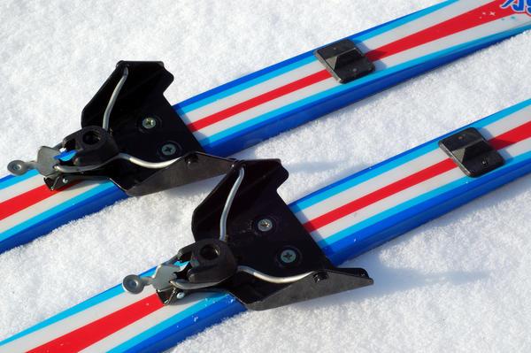 Классические лыжи