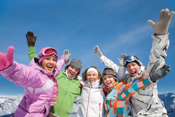 Главное не бояться мороза и запастись хорошим настроением на всю зиму