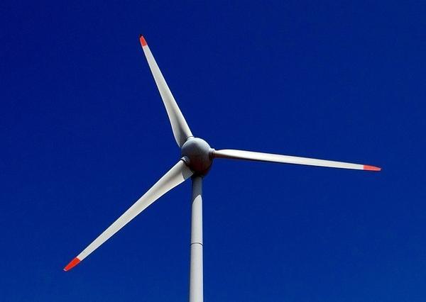 Ветрогенератор. Фото с сайта https://pixabay.com