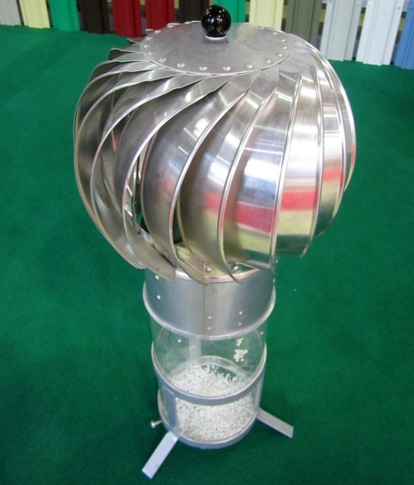 Вентиляционная турбина
