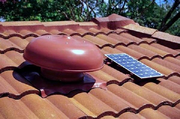 Крышный вентилятор. Фото с сайта http://ventilationpro.ru