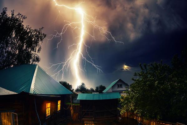 Небесная энергия — опаснейшее природное явление