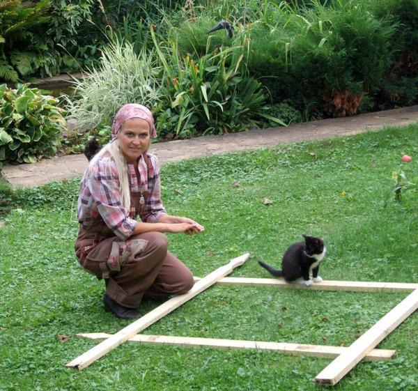 Сделайте сами индивидуальную мерку для вашего сада