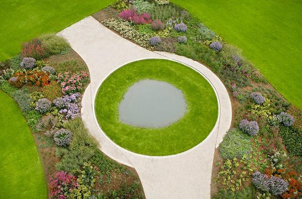 Сад в Бад-Дрибурге. Фото с сайта oudolf.com