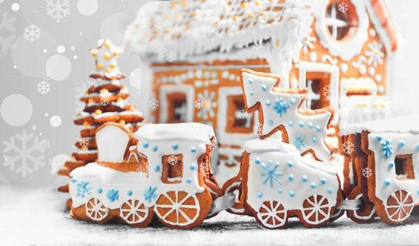 Эти сладости - неотъемлемая часть волшебной рождественской выпечки.