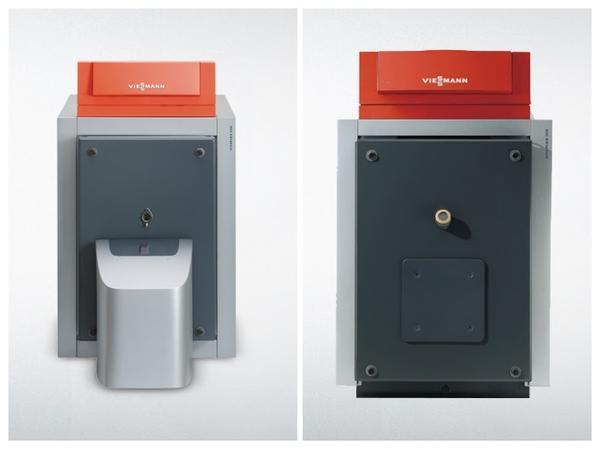 Низкотемпературные водогрейные котлы Vitoplex для жидкого и газообразного топлива. Фото: Viessmann