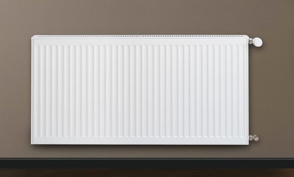 Стальной панельный радиатор. Фото: Viessmann