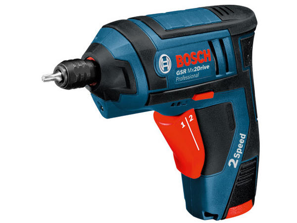 Синий цвет корпуса - признак профессионального инструмента компании Bosch