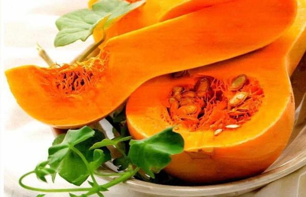 Мускатная тыква. Фото с сайта gusiyabloni.com