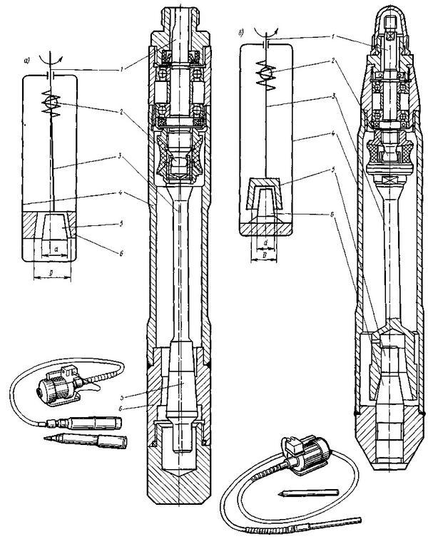 Конструкция глубинного вибратора. Фото с сайта userdocs.ru