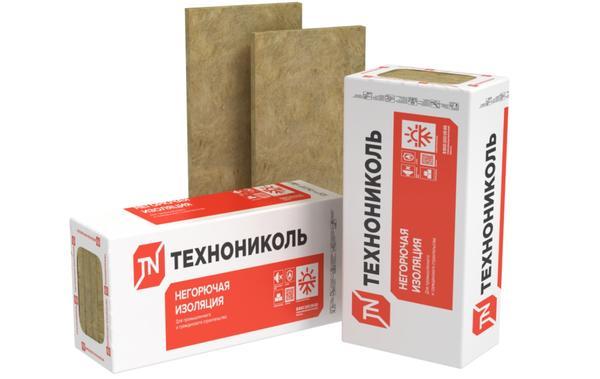 Каменная вата ТехноНИКОЛЬ. Фото с сайта tn.ru