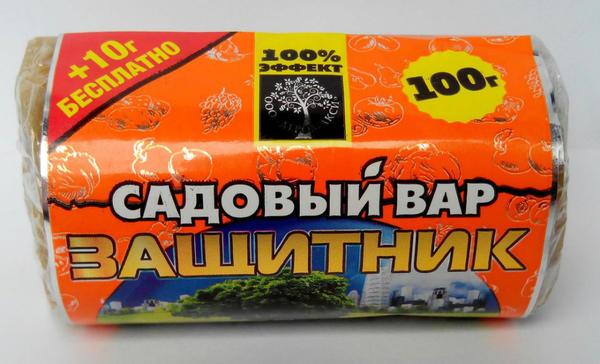 Садовый вар. Фото с сайта ovi.in.ua