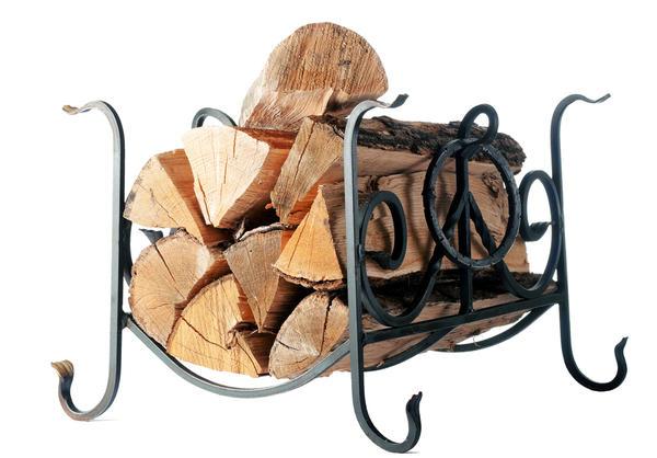 Подставка для дров как сделать 54