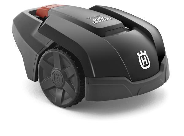 Газонокосилка-робот  Husqvarna Automower 105. Фото с сайта husqvarna.com