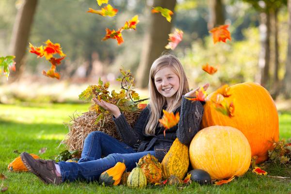 Вот и осень пришла