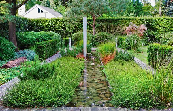 Все созданные уровни сада должны быть задействованы