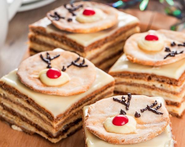 Пирожные Лапландия