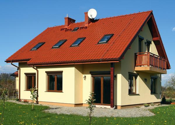 В последние годы широкое распространение получили загородные дома из блоков