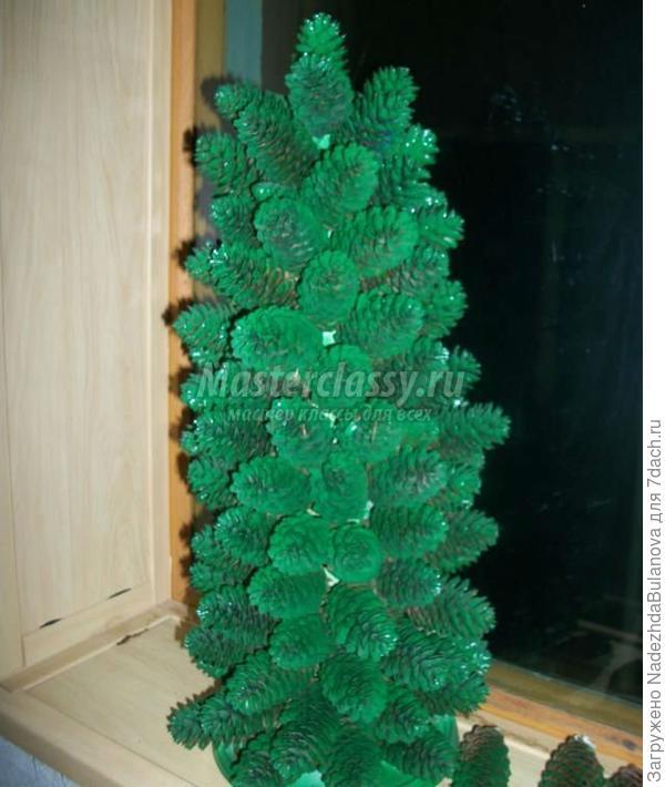 елка из интернета