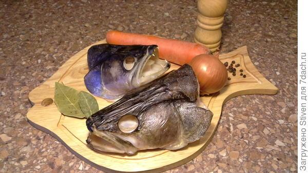 Ингредиенты для бульона