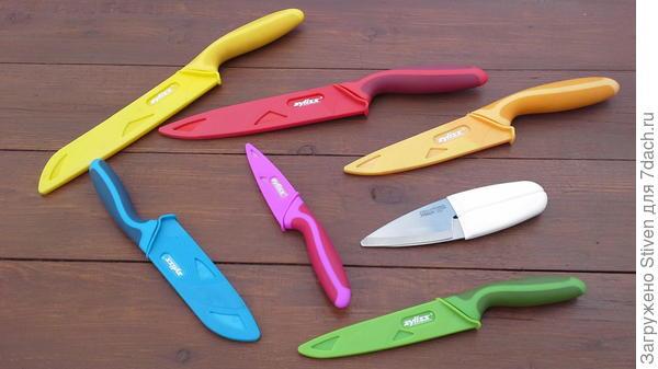 Каждый нож - для своего продукта
