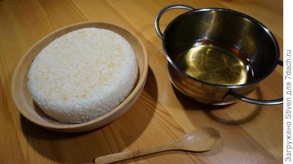 Рисовая заправка к рису