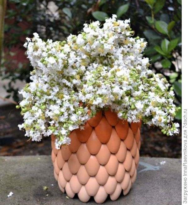 можно вазу задекорировать
