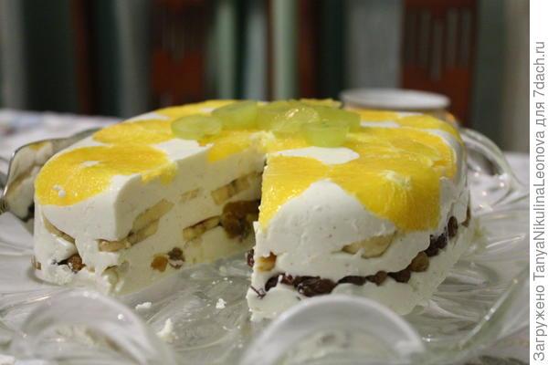 """Торт """"Жозефина""""."""