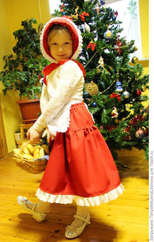 Красная шапочка с пирогами