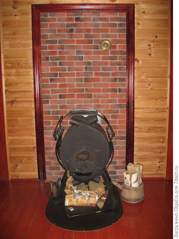 печь-камин Бренеран