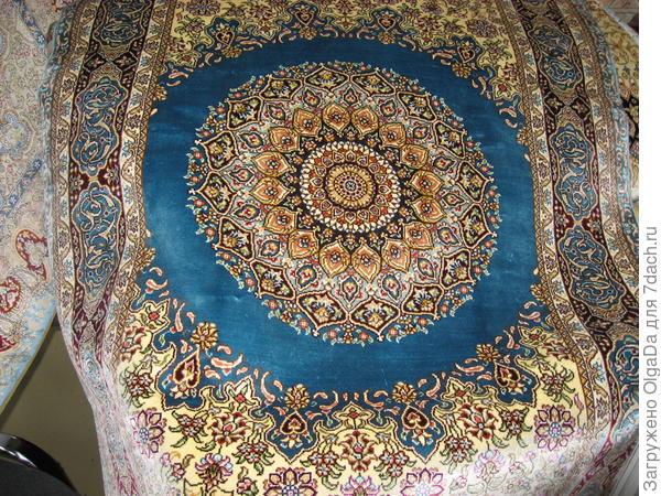 Самаркандские ковры
