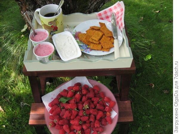 """Завтрак на траве"""