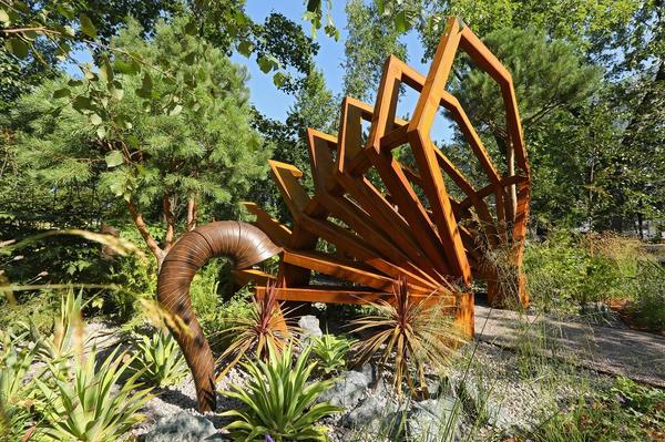 Современный сад Юрского периода