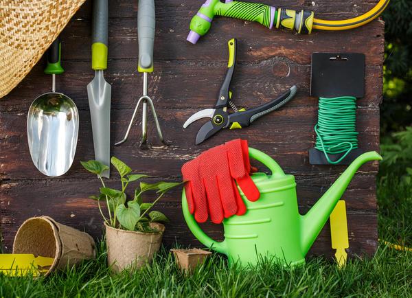 Удобный инвентарь - хорошее подспорье для любого садовода