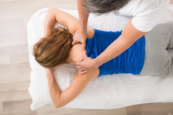 точечный массаж и гинекология