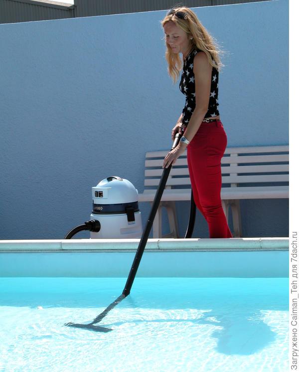Пылесос для бассейна Lavor Swimmy