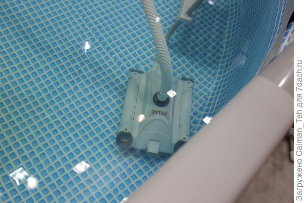 Автоматический пылесос для бассейна Intex Auto Pool Cleaner