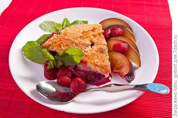 10 нежных десертов из малины