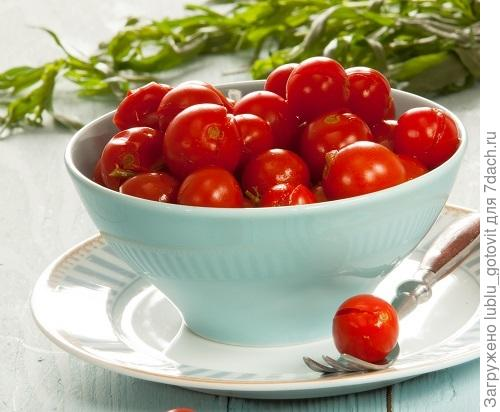Пряные помидоры